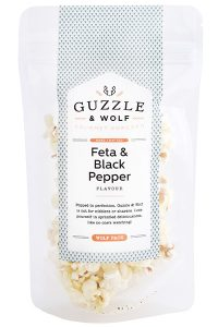 Feta & Black Pepper Gourmet Popcorn