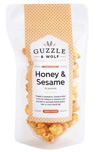 Honey & Sesame Gourmet Popcorn