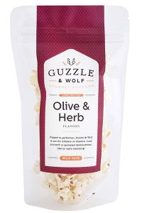 Olive & Herb Gourmet Popcorn