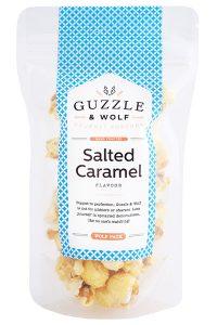 Salted Caramel Gourmet Popcorn